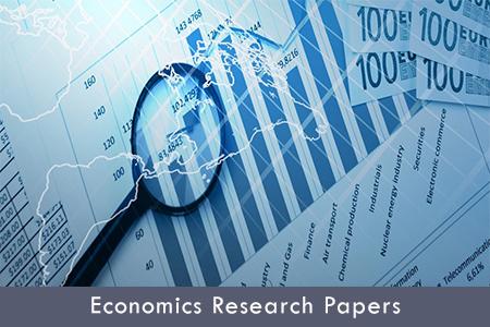 economics research paper topics