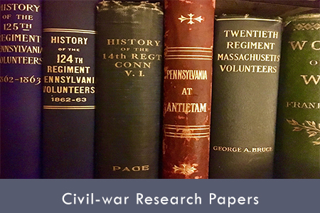 Civil War Research Paper - iResearchNet