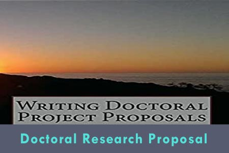 Write research proposal phd economics
